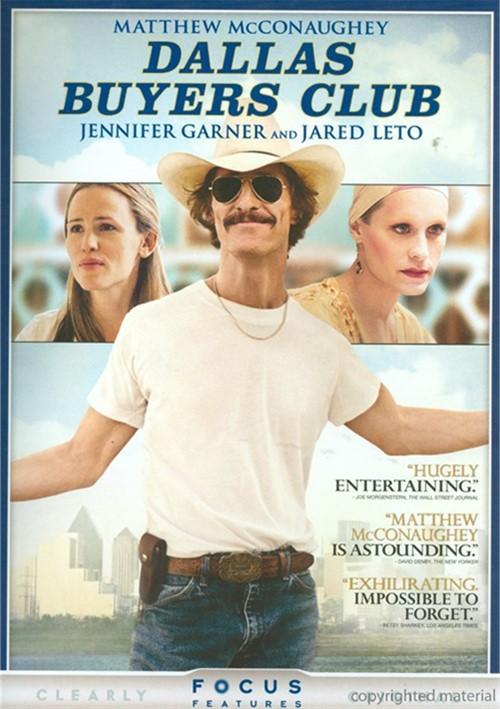 Dallas Buyers Club (Blu-ray + DVD + UltraViolet)