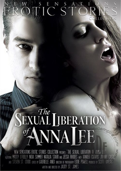 Sexual Liberation Of Anna Lee, The Boxcover