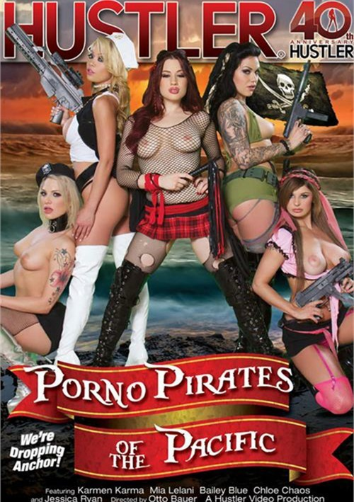 Piratas porno