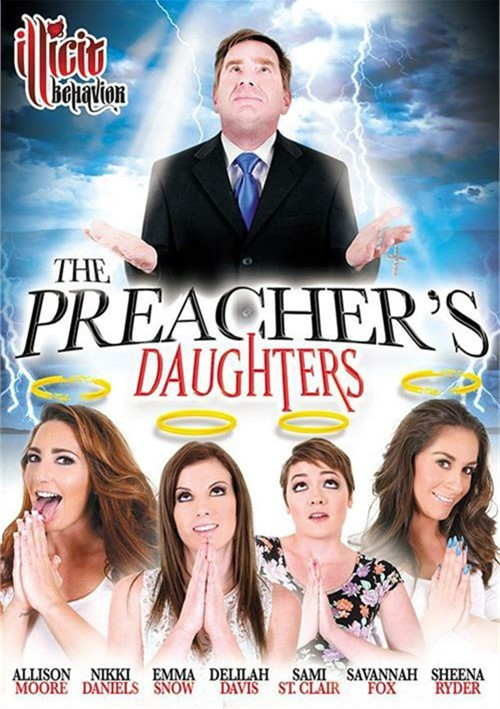 Preacher's Daughter, The Boxcover