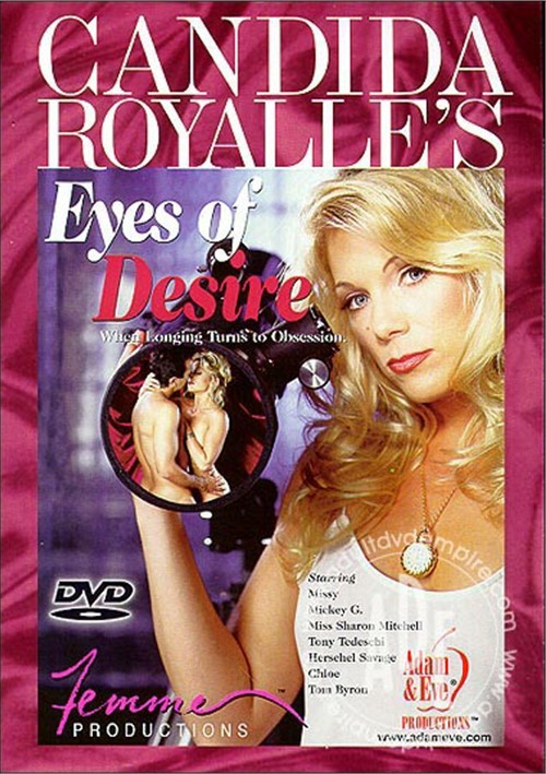 Candida Royalle's Eyes of Desire image