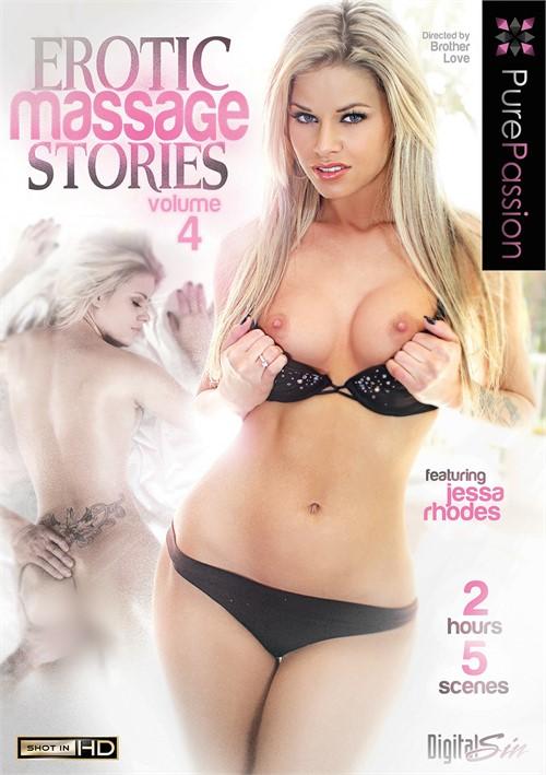 Erotic Massage Stories Vol. 4 image