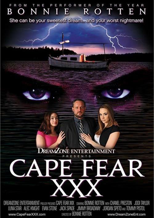 Cape Fear XXX Boxcover