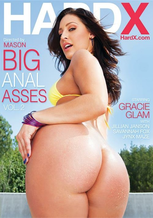 Big Anal Asses Vol. 2 image