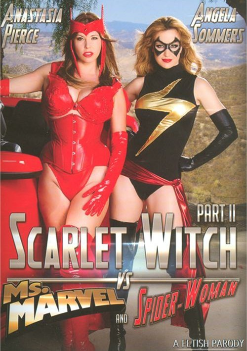 Scarlet Witch 2: VS Ms. Marvel And Spiderwoman Boxcover