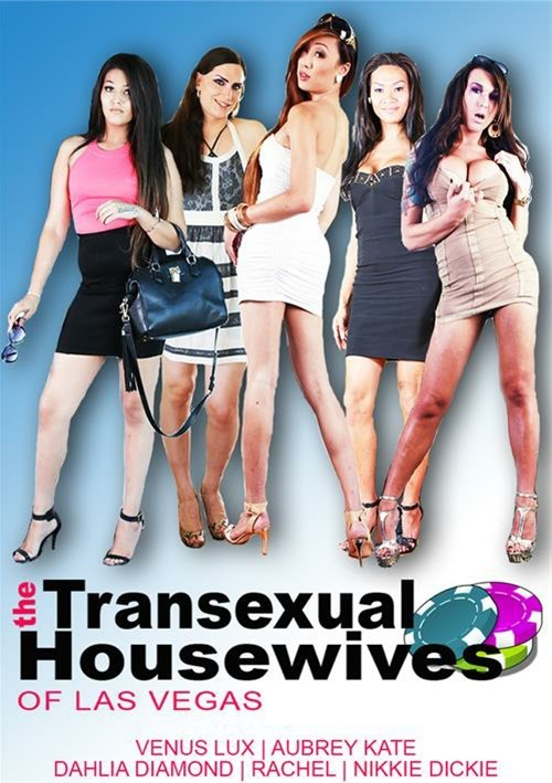 Transexual Housewives Of Las Vegas, The Boxcover