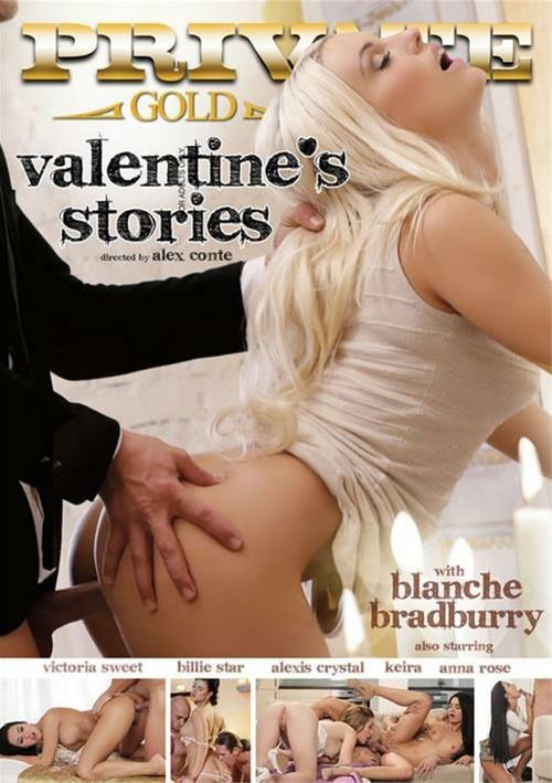 Valentine's Stories Boxcover