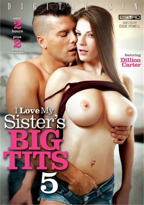 I Love My Sister's Big Tits 5 Boxcover