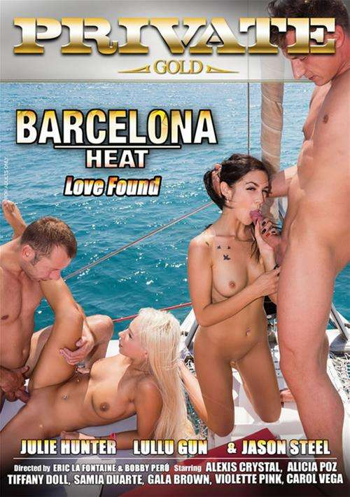 Barcelona Heat: Love Found Boxcover