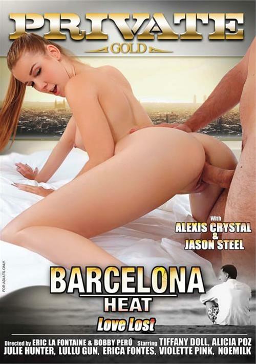Barcelona Heat: Love Lost Boxcover