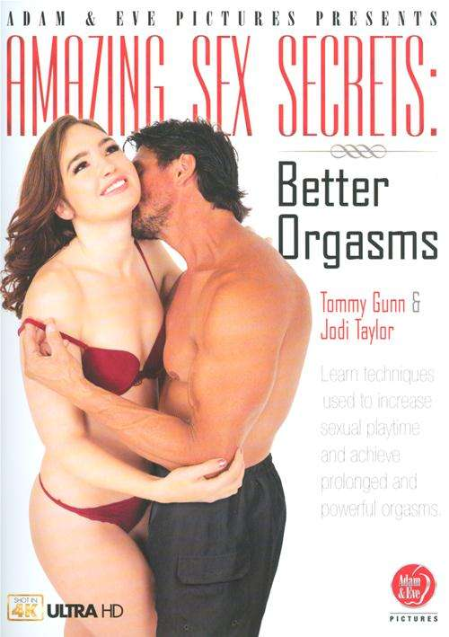 Amazing Sex Secrets: Better Orgasms image