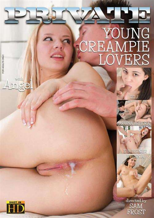 Young Creampie Lovers Boxcover