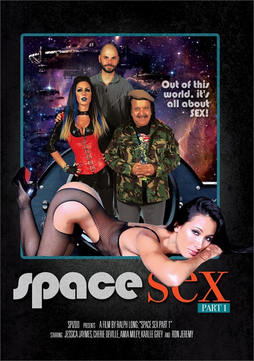Space Sex Part 1 Boxcover