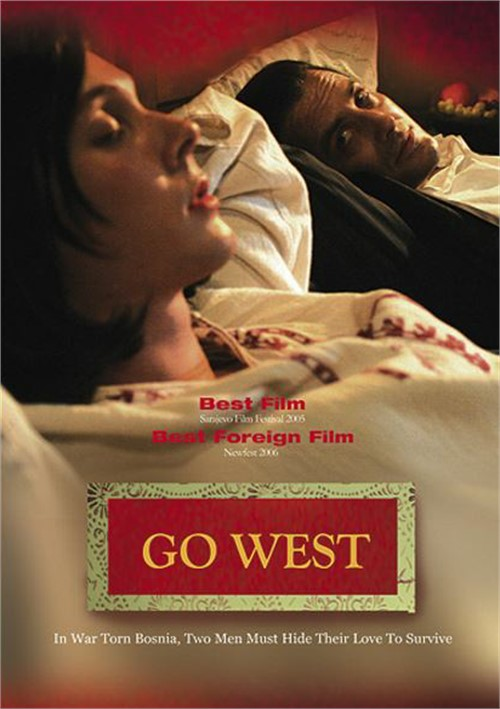 Go West Boxcover