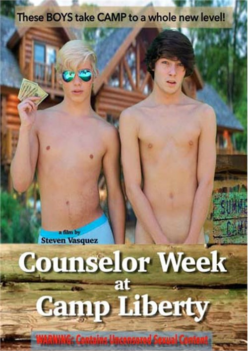 Counselor Week at Camp Liberty Boxcover