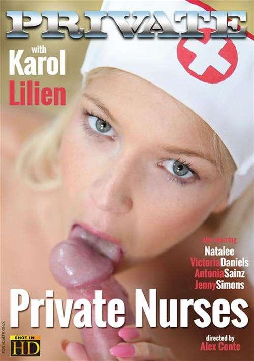 Private Nurses Boxcover