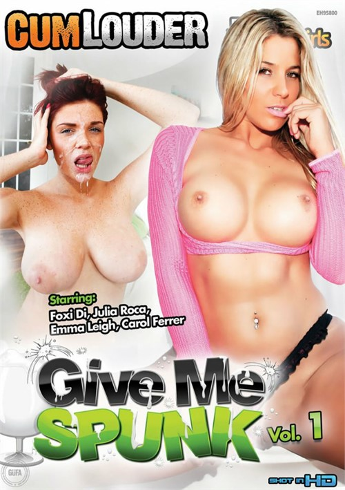 Give Me Spunk Vol. 1 Boxcover