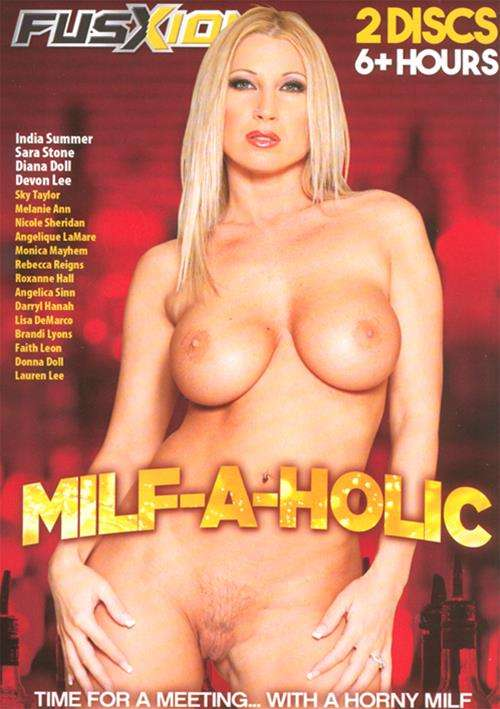 MILF-A-Holic Boxcover