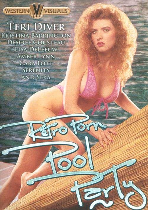 Retro Porn Pool Party  Western Visuals  Sugarinstant-9310
