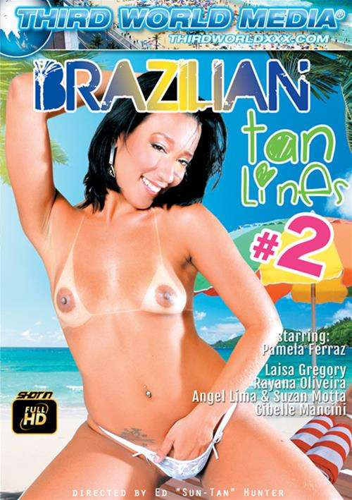 Tanned brazilian