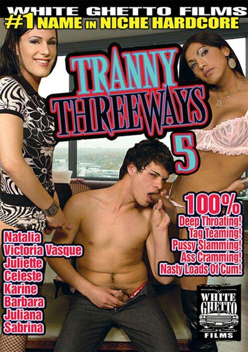 Tranny Threeways 5 Boxcover