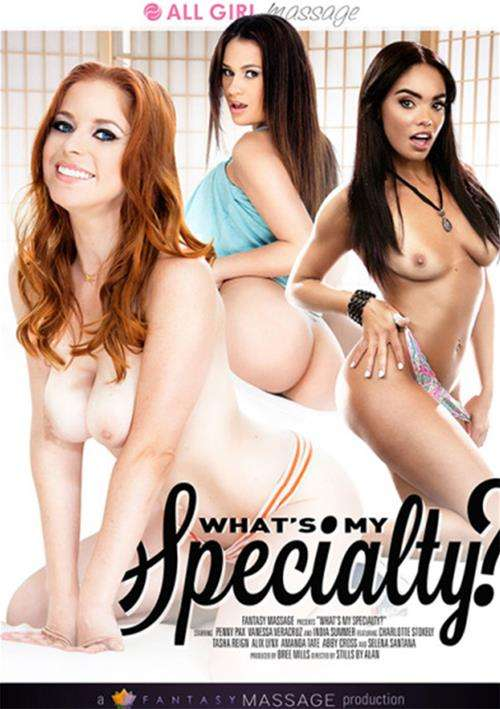 What's My Specialty? Boxcover
