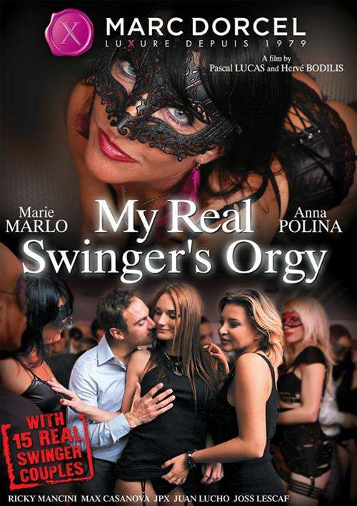 My Real Swinger's Orgy image