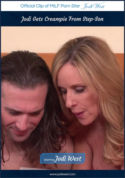 Jodi Gets Creampie From Step-Son Boxcover