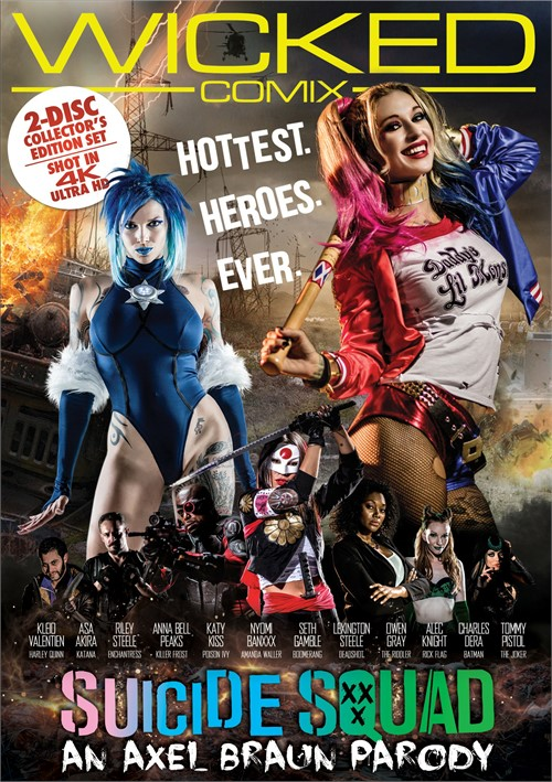 Suicide Squad: An Axel Braun Parody image