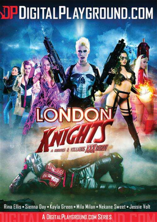 London Knights Boxcover