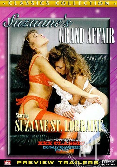 Suzanne's Grand Affair Boxcover