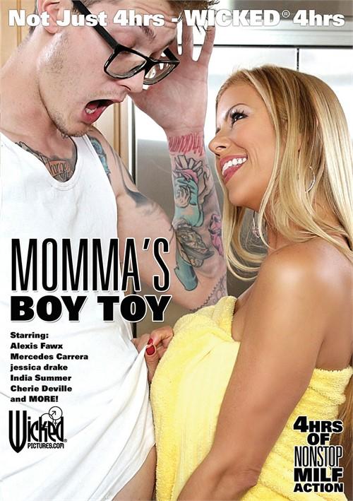 Momma's Boy Toy image