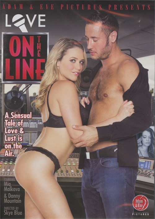 Love On The Line Boxcover