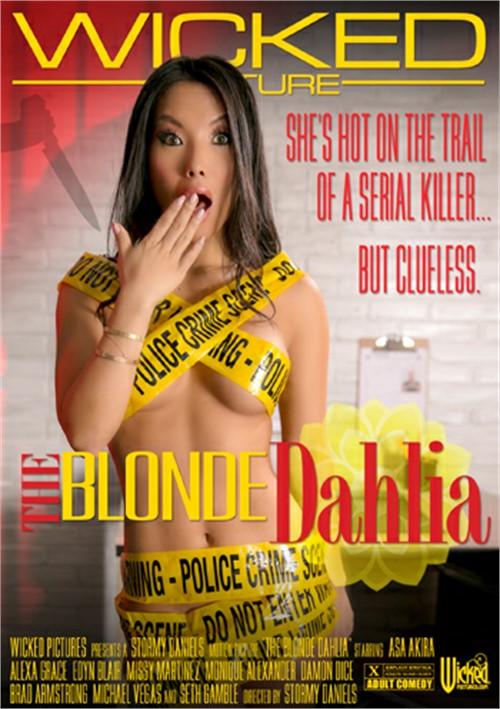 Blonde Dahlia, The image