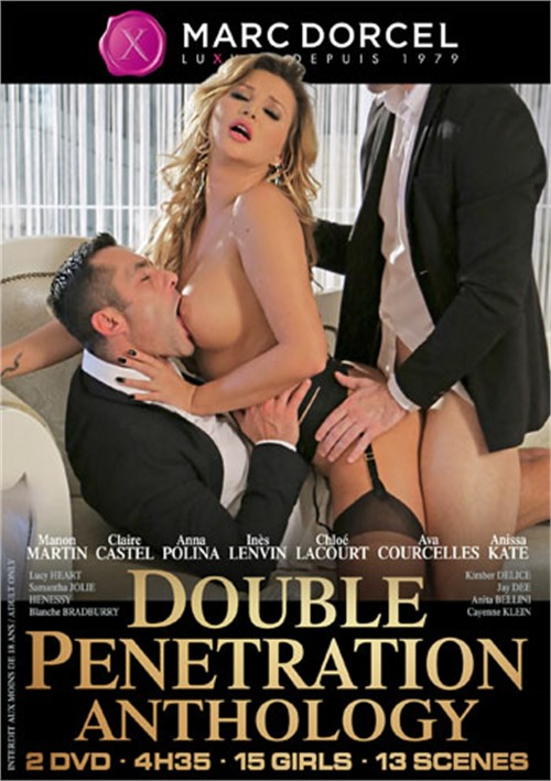 Double Penetration Anthology Part 1 Boxcover