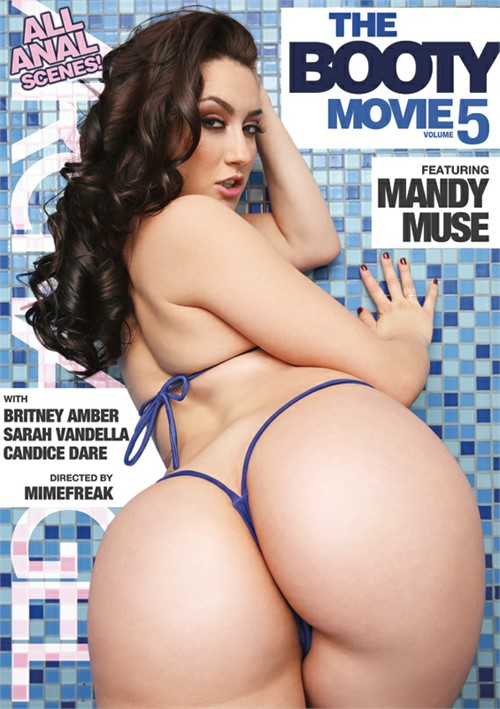 Booty Movie Vol. 5, The image