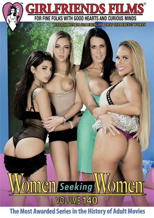 Women Seeking Women Vol. 140 Boxcover