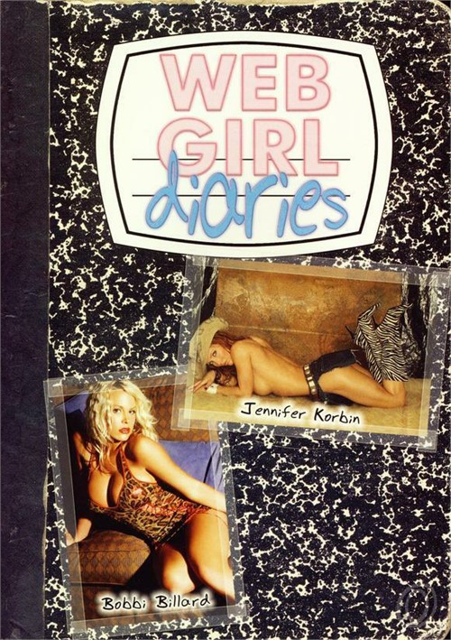 Web Girl Diaries #1 Boxcover