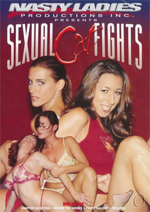Sexual Cat Fights #1 Boxcover