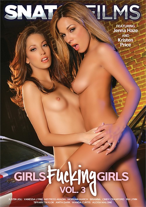Girls Fucking Girls Vol. 3 Boxcover