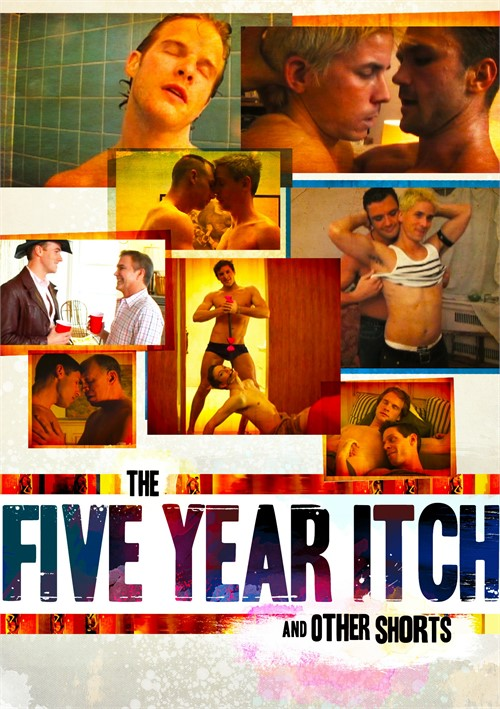 The Five Year Itch & Other Shorts  Boxcover