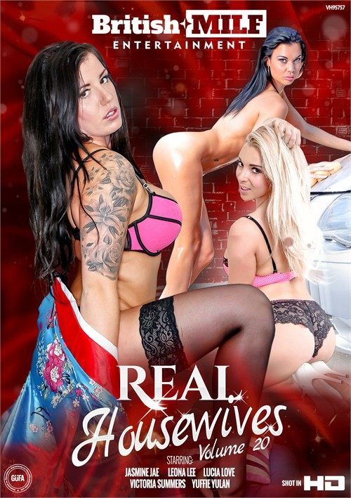 Real Housewives Vol. 20 Boxcover