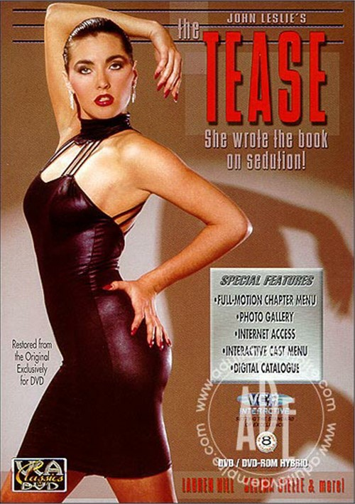 Tease, The Boxcover
