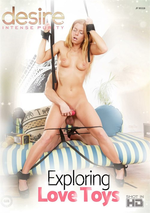 Exploring Love Toys Boxcover