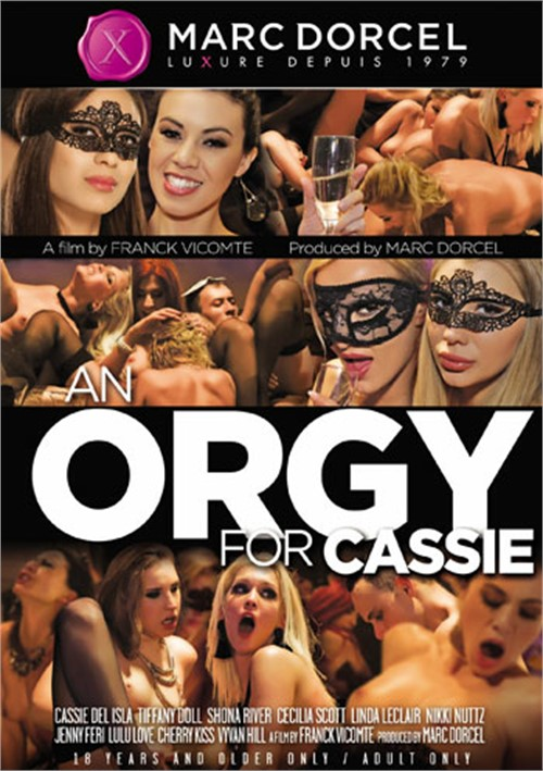 Orgy for Cassie, An image