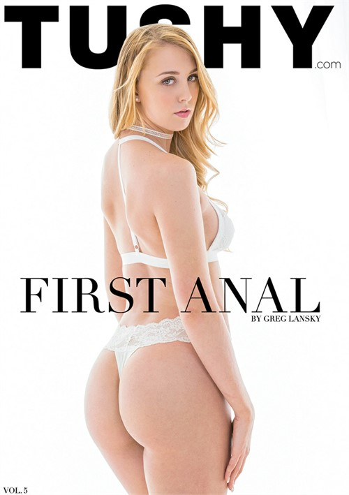 First Anal Vol. 5 image