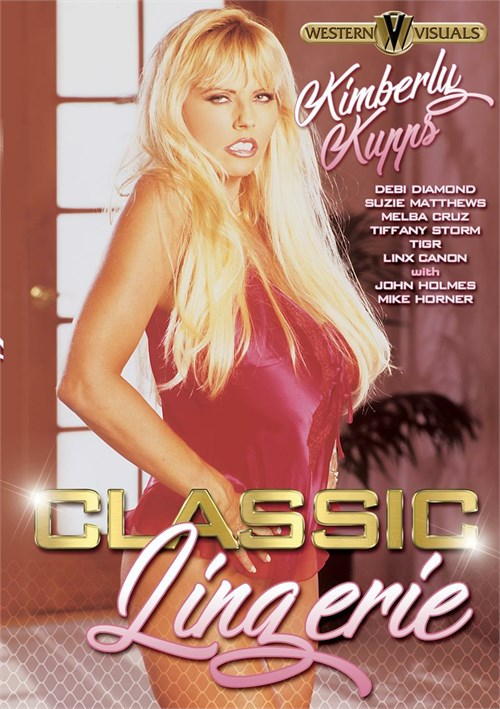 Classic Lingerie Boxcover