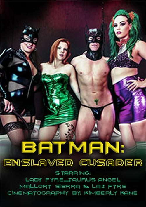 Batman: Enslaved Crusader Boxcover