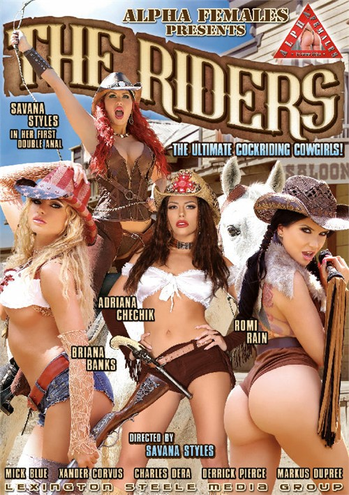 Riders, The Boxcover