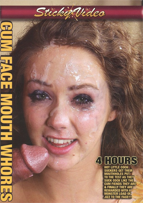 Cum Face Mouth Whores Boxcover